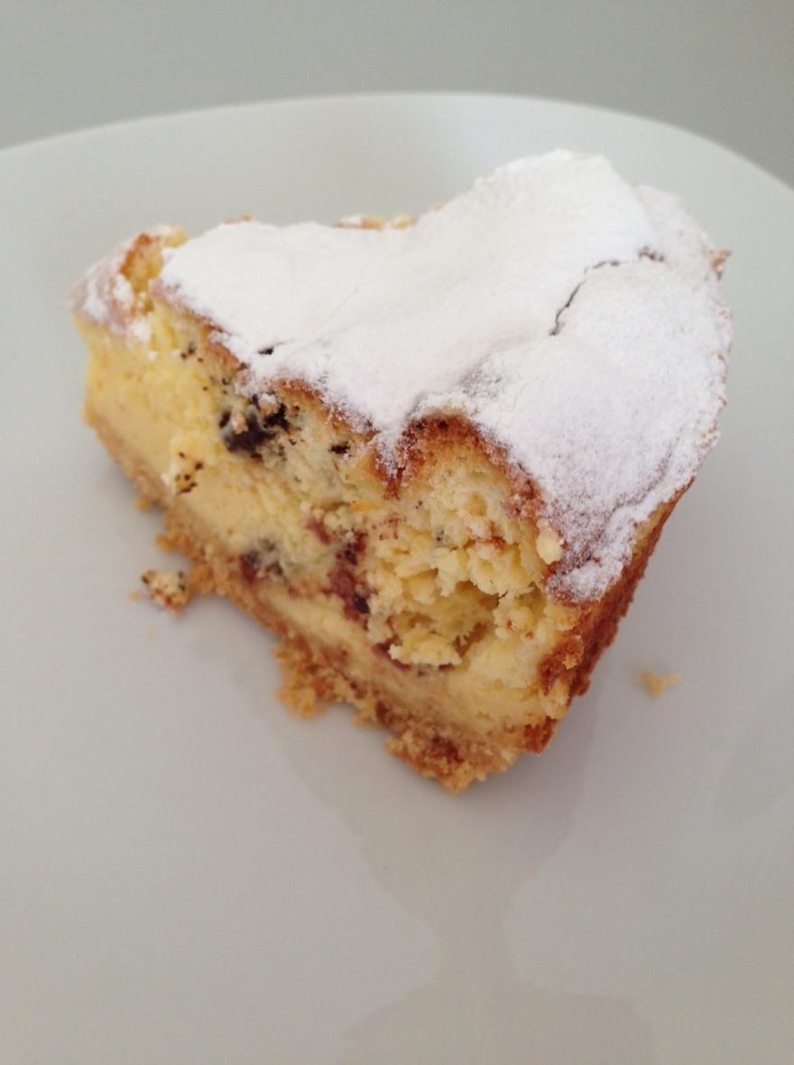 Cheesecake Stück
